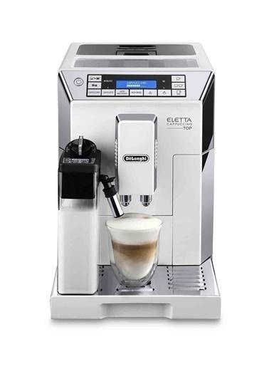 Delonghi Delonghi Eletta Cappuccino Top ECAM 45.760.W Kahve Makinesi Renksiz